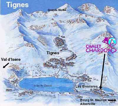 skiing snowboarding at tignes les brevieres french alps. Black Bedroom Furniture Sets. Home Design Ideas