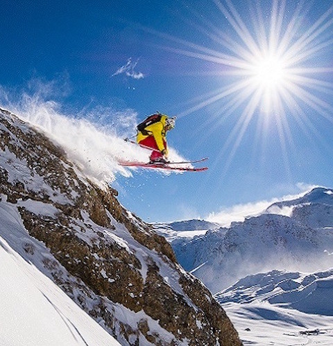 Skiing and Snowboarding holidays from £140 (179 euros) half-board