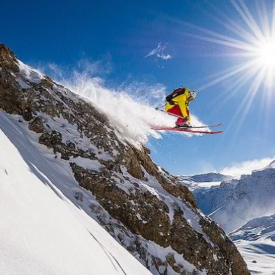 Skiing and Snowboarding in Tignes and Val d'Isere