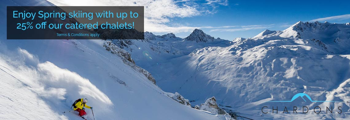Tignes Special Offer - Spring Skiing
