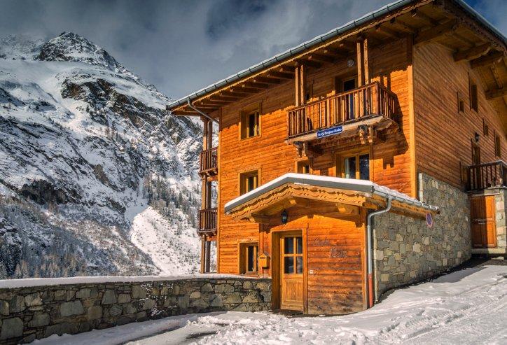 Chalet Chardons Rosko ski lodge