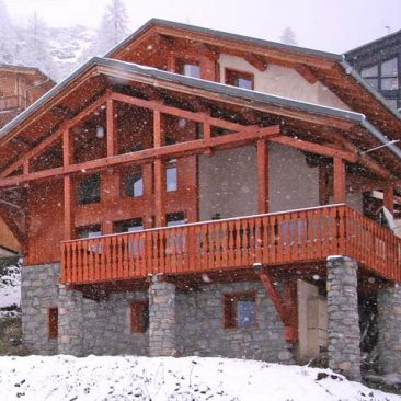 Self-Catered Chalet Alps