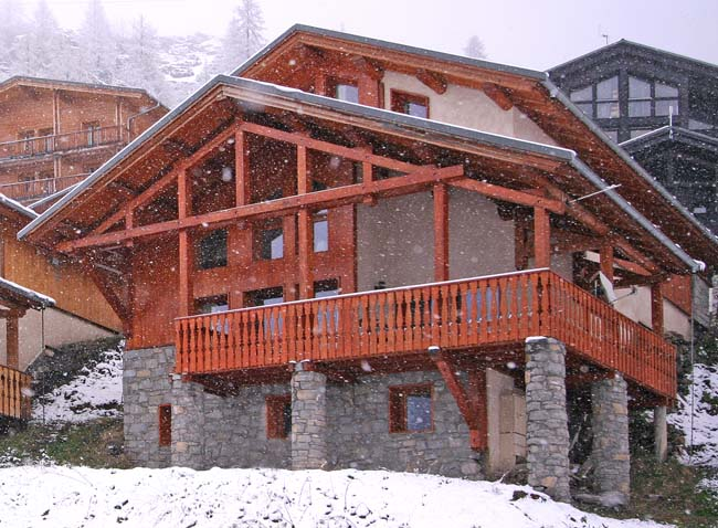 Self-Catered Chalet