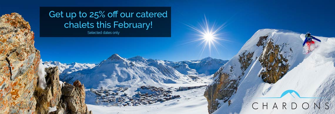 Tignes Special Offer February