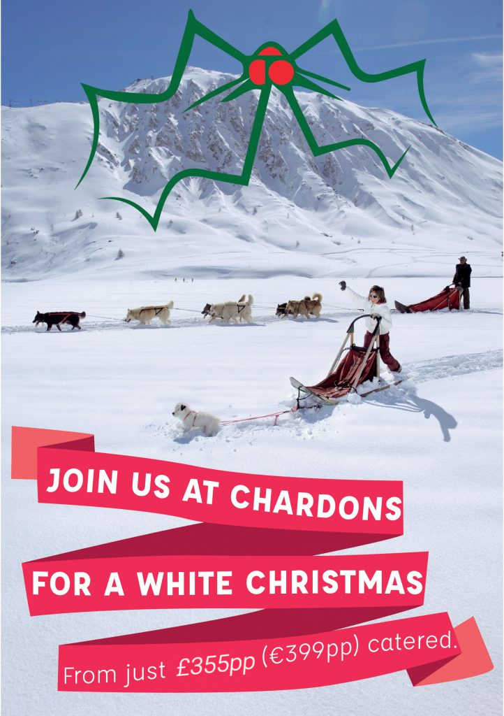 Christmas Deal Chalet Hostel Chardons Cheap Ski and Snowboard