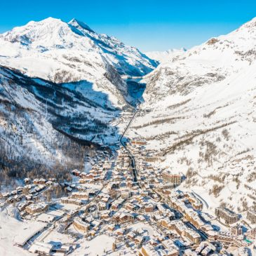 A History of Tignes and Val d'Isere