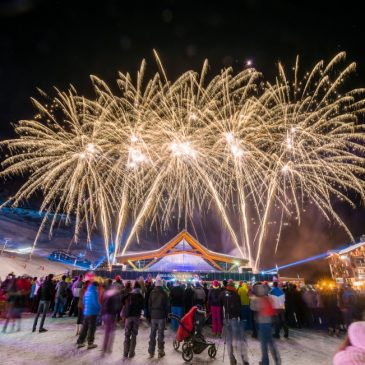 What's on in December in Tignes and Val D'Isere
