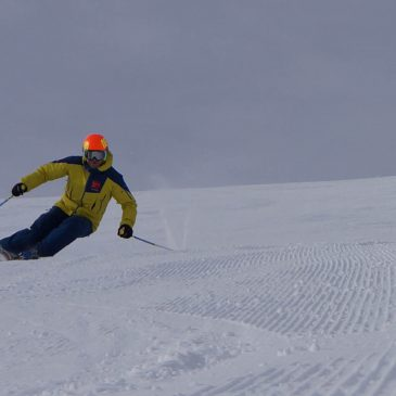 Q&A: Joe from TDC: The Development Centre, talks ski/board Lessons and their benefits